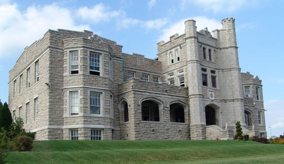 Pythian Castle Ghost