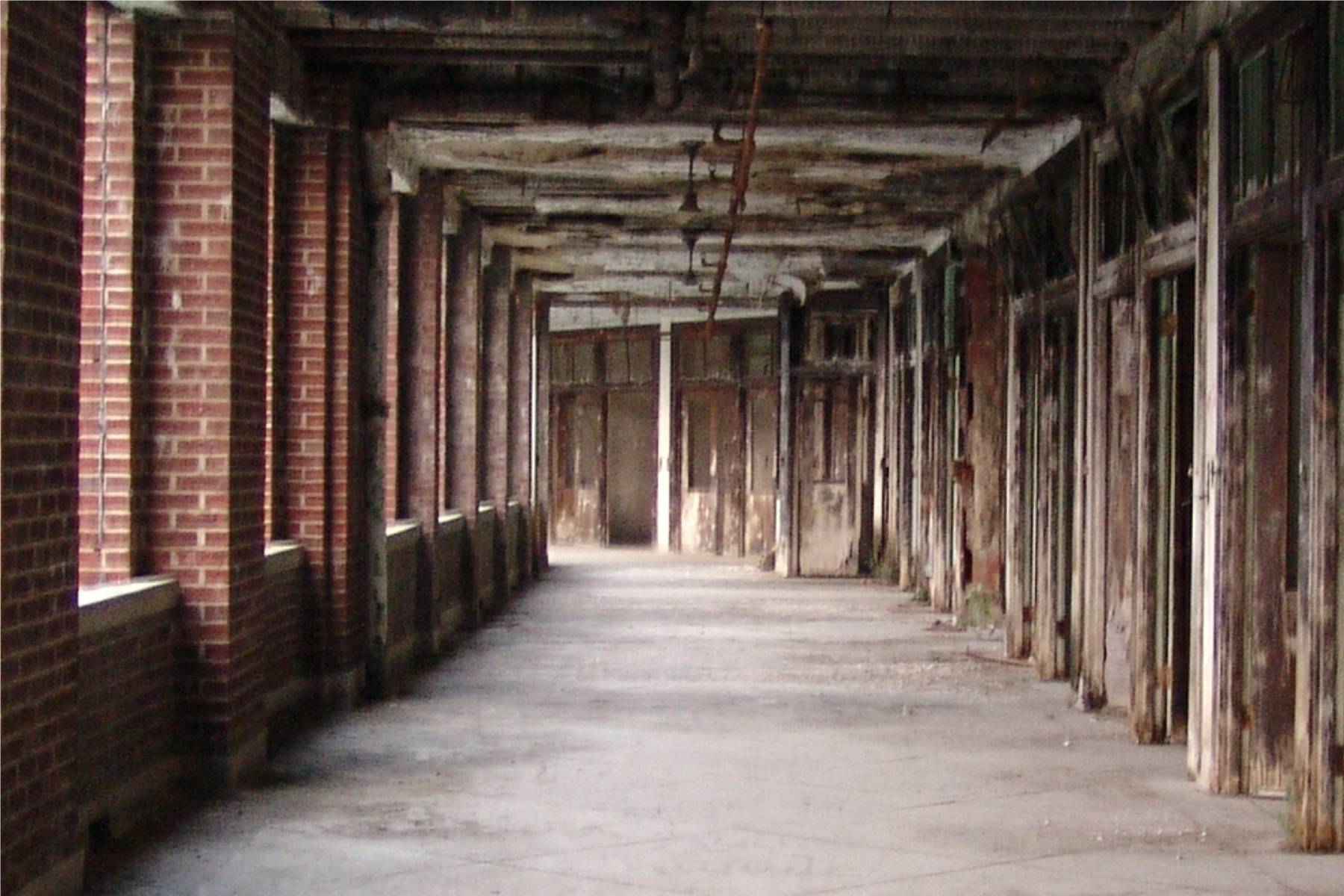Waverly Hills Sanatorium Photographs